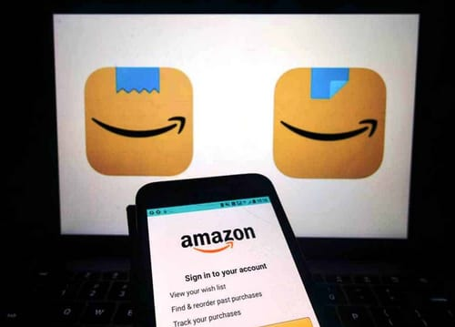 Amazon is taking advantage of the latest iOS update