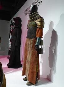 Star Wars Force Awakens Avga Rosene costume
