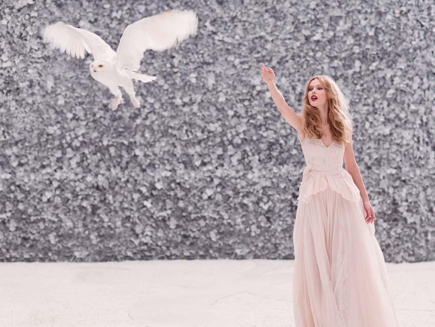 Nina Ricci  Fall Fashion Spot
