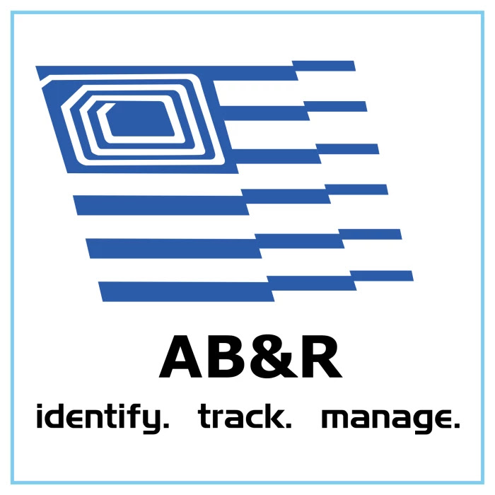 AB&R (American Barcode and RFID) Logo - Free Download File Vector CDR AI EPS PDF PNG SVG