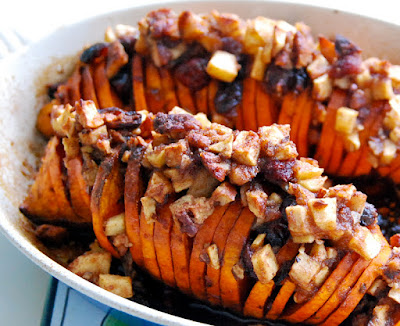 sweet potatoes thanksgiving day