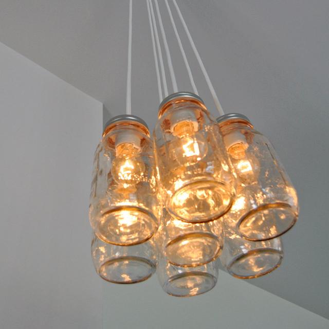 Kanelstrand: Weekend DIY: Mason Jar Lights