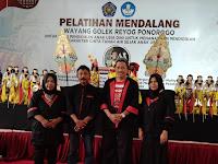 Tim peneliti FKIP Umpo berhasil ciptakan Wayang golek reyog Ponorogo sebagai kekayaan seni budaya baru kabupaten Ponorogo