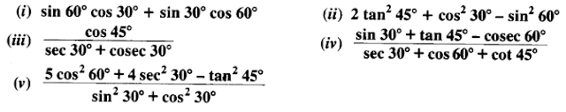 NCERT Solution Exercise 8.2 Class 10 PDF