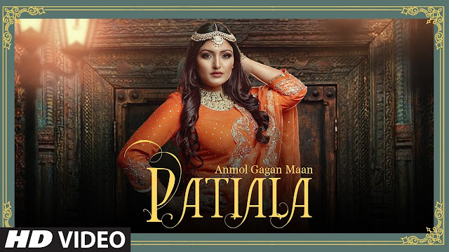 PATIALA LYRICS ANMOL GAGAN MAAN  IN HINDI
