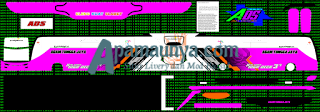 Agam Tugga Jaya Pink Ads JB3+ SHD