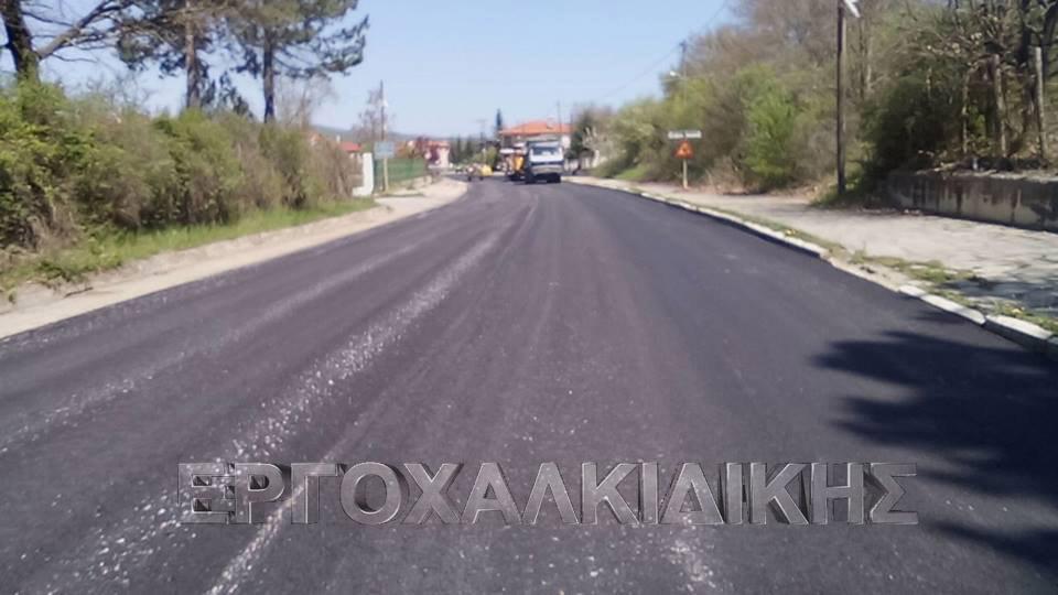 Εργά επισκευής δρόμων στη Βόρεια Ελλάδα προϋπολογισμού 30 εκατομμυρίων ευρώ
