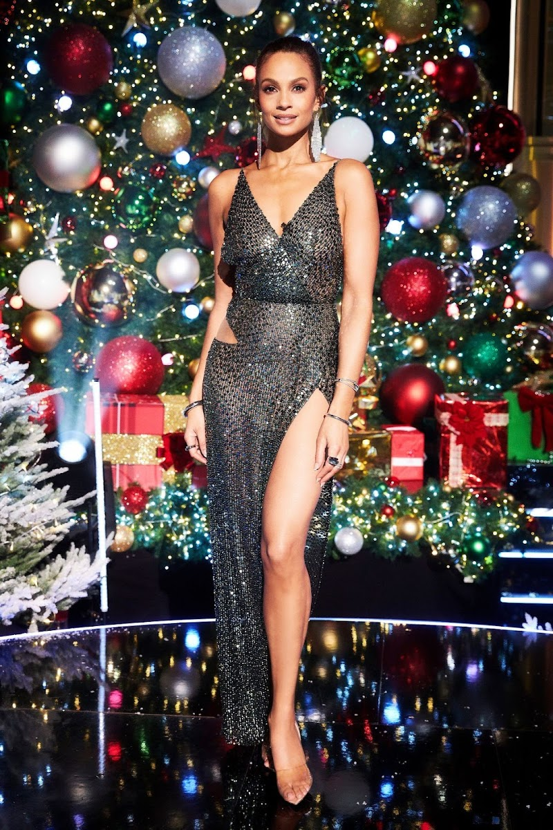 Alesha Dixon,Amanda Holden Clicks at Britain's Got Talent: Christmas Special 2020 17 Dec-2020