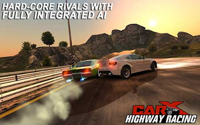 Download CarX Highway Racing Mod Apk Data Terbaru For Android