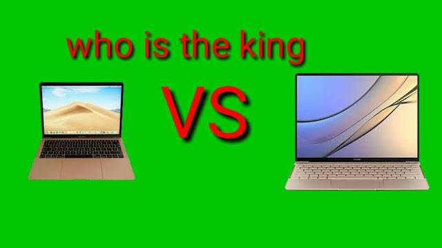 Huawei MateBook X Pro 2020 and MacBook Air 2020 which one is the king?