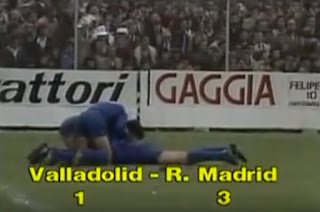 Real Valladolid, Real Madrid, 1981, Viejo Zorrilla, La Liga,