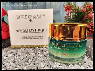 World Of Beauty – Neroli Vivace Mythique Cream