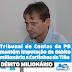 Tribunal de Contas da PB mantém imputação de débito milionário a Carlinhos de Tião