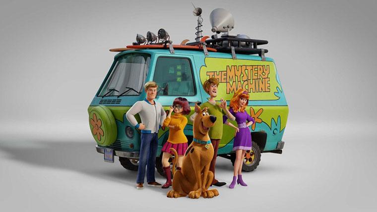 Scooby-Doo: primeras imágenes para su próxima película