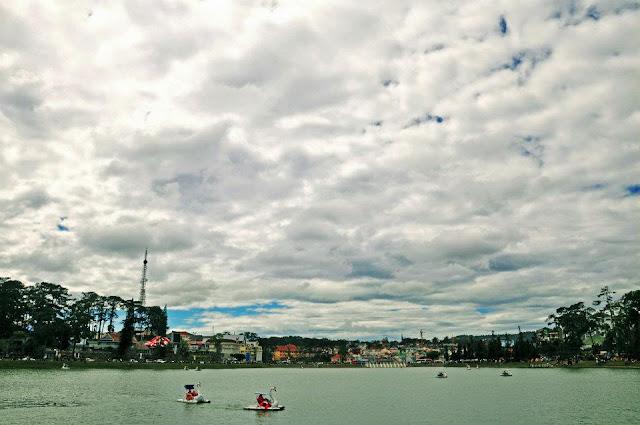 Lago de Da Lat