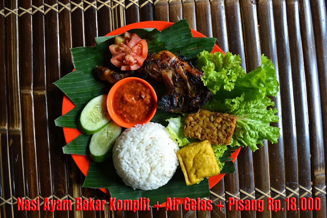 Rumah makan di Bandung Ciwidey