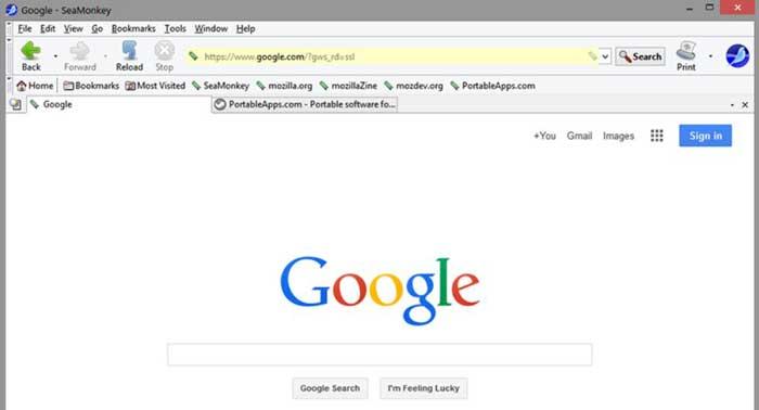 تنزيل seamonkey web browser