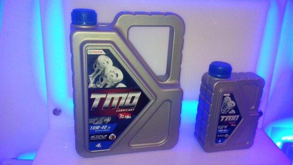 Oli All New Kijang Innova Toyota Yaris Trd Sportivo Bekas Sukucadangorisinil Tips Perawatan Tmo Synthetic For Gasolin