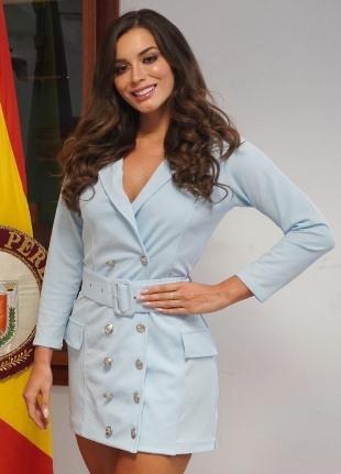 Banda para la representante de Risaralda en Miss Universo Colombia