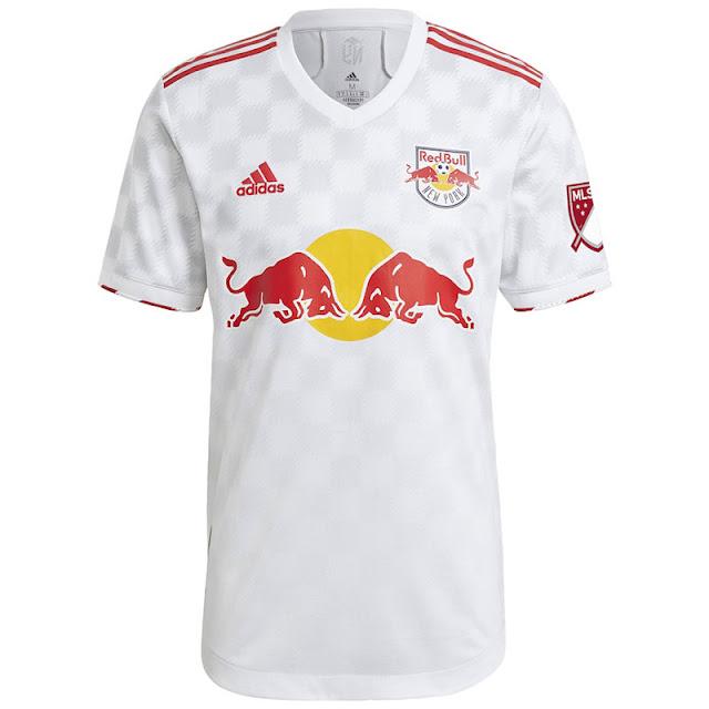 New York Red Bulls 2021 Home Kit