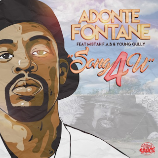 7d342eee814 Adonte Fontane ( Tay2Good) featuring  MistahFAB and  YoungGully -
