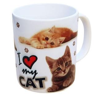Cana pisicuta I love my cat