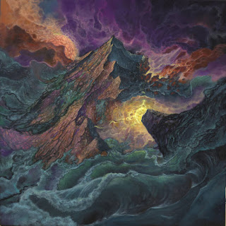 """Heavy psych sludge metal """"that which speaks..."""" is the new album from MERLOCK"""
