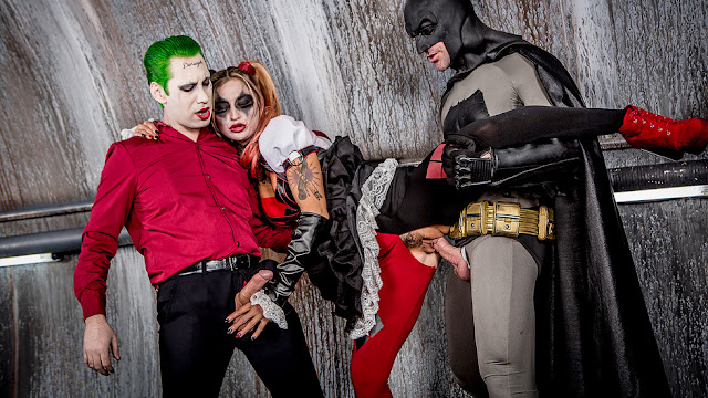 Kleio Valentien - Suicide Squad XXX An Axel Braun Parody (Wicked Pictures)