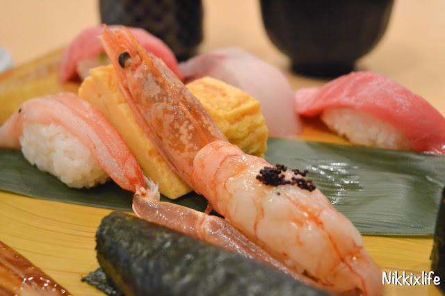 【日本。東京】平價抵食超人氣梅丘寿司の美登利 11