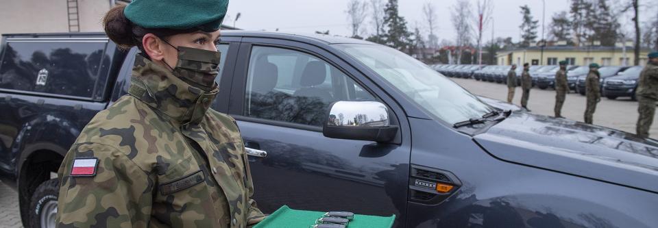Військо Польське отримало перші 100 з 648 Ford Ranger