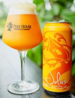 Tree House Brewing Julius..... La recette!