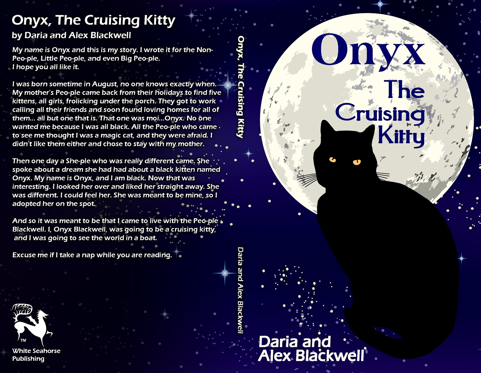 New: Tales of Onyx, Sep 2016