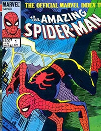 The Official Marvel Index to The Amazing Spider-Man