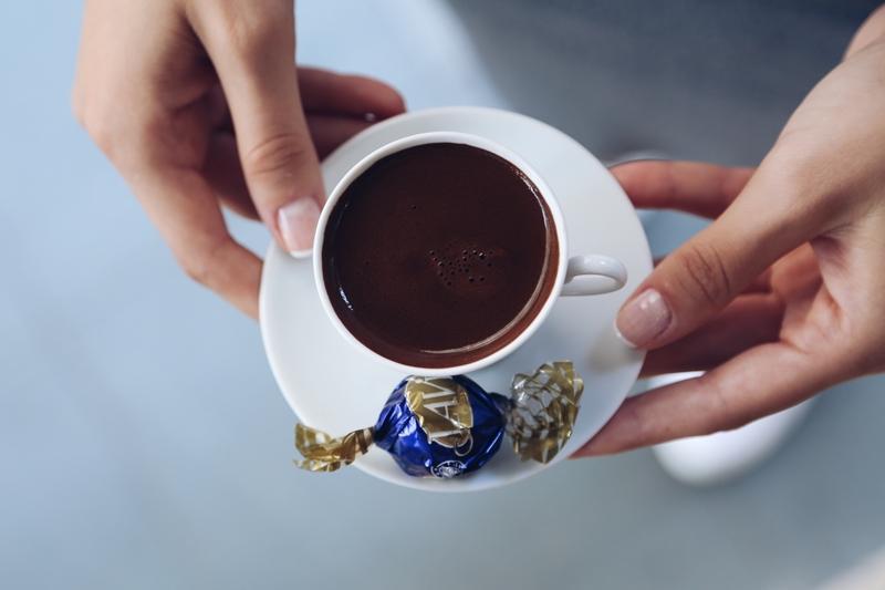 Türk kahvesi iştah kesmede büyük rol oynuyor