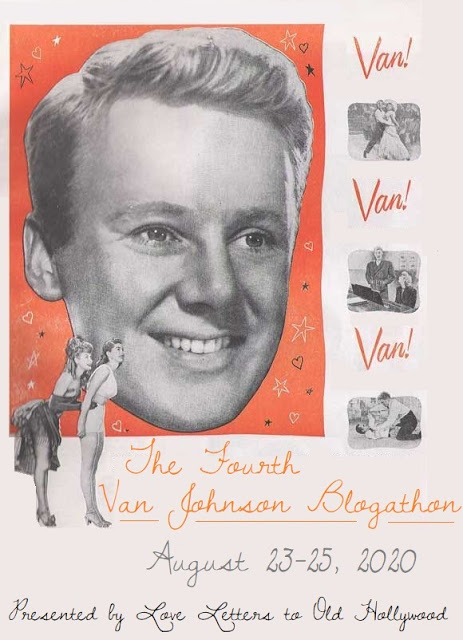 The Fourth Annual Van Johnson Blogathon!