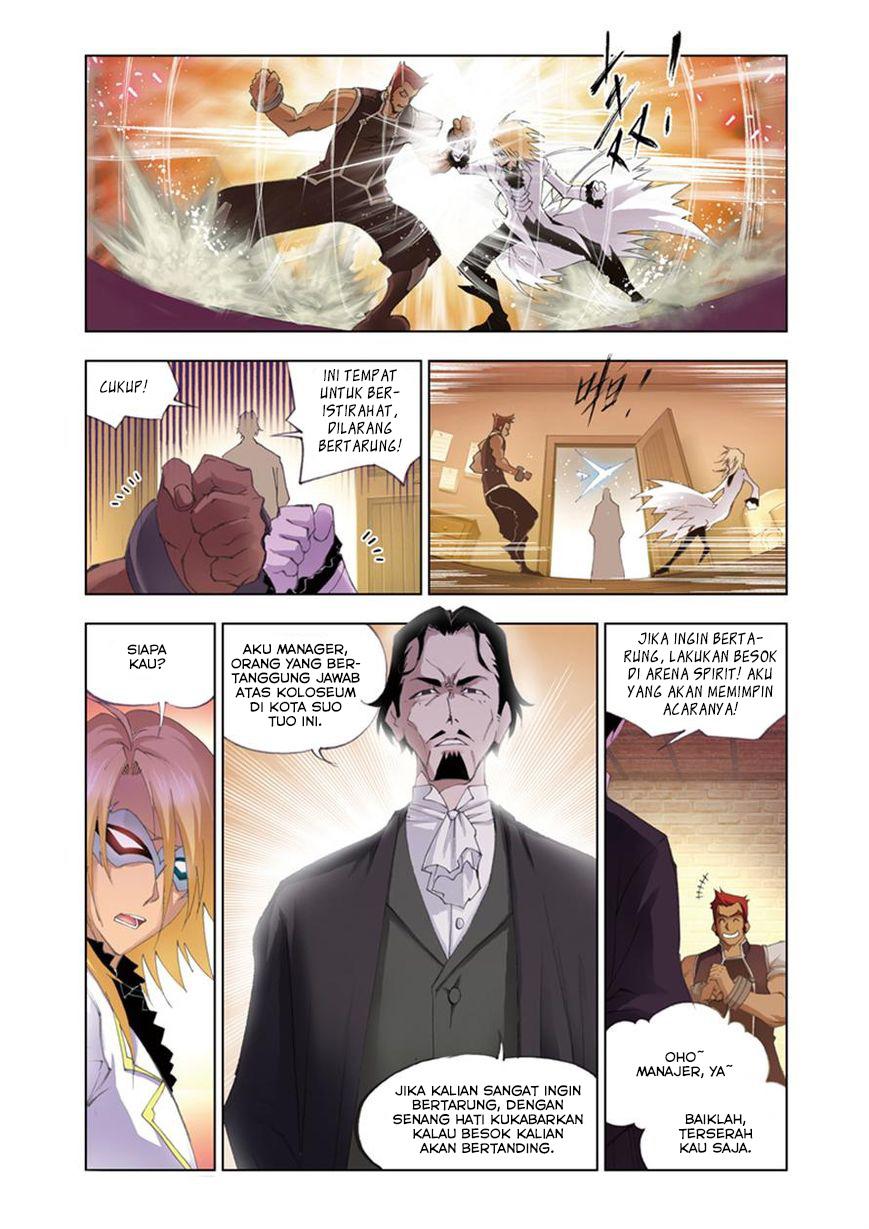 Soul Land Chapter 45