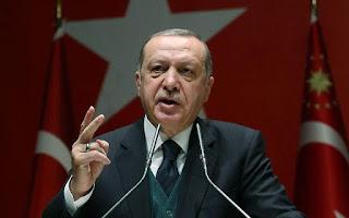 Για υπόθαλψη τρομοκρατών κατηγορεί τη Γαλλία ο Ερντογάν