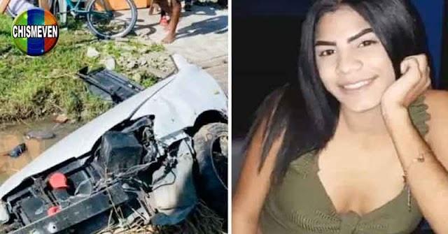 Venezolana murió e accidente de tránsito en Guyana