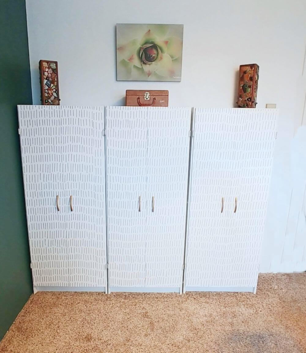 Inexpensive Storage Cabinet Refresh