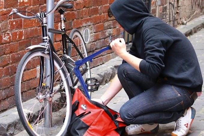 A kerítésen átmászva lopott kerékpárt és kutyát a két átányi férfi