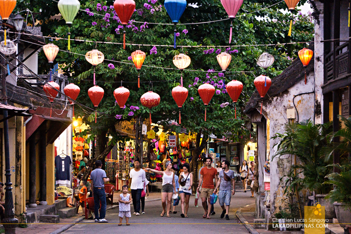 Hoi An Ancient Town Vietnam Paper Lanterns