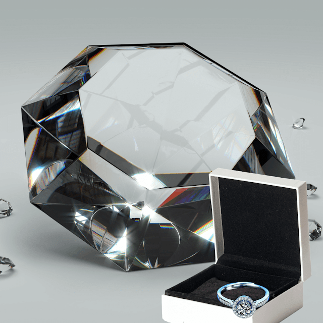 Moissanite Rings By Barbies Beauty Bits