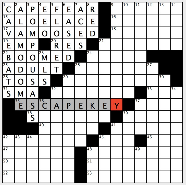 Rex parker does the nyt crossword puzzle fragile fabric made from tried all the down crosses came up empty never heard of cut time so i was at a real advantage there 36d 22 to toscanini mightylinksfo
