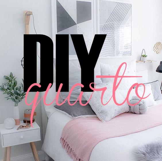 Decorando o quarto DIY