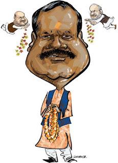 झारखंड : राजनीति के भस्मासुर