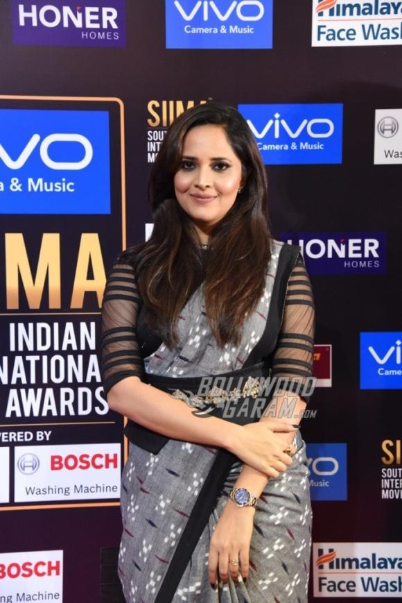 Bollywood Celebrities Fashion Anasuya Ragalahari And Seerat
