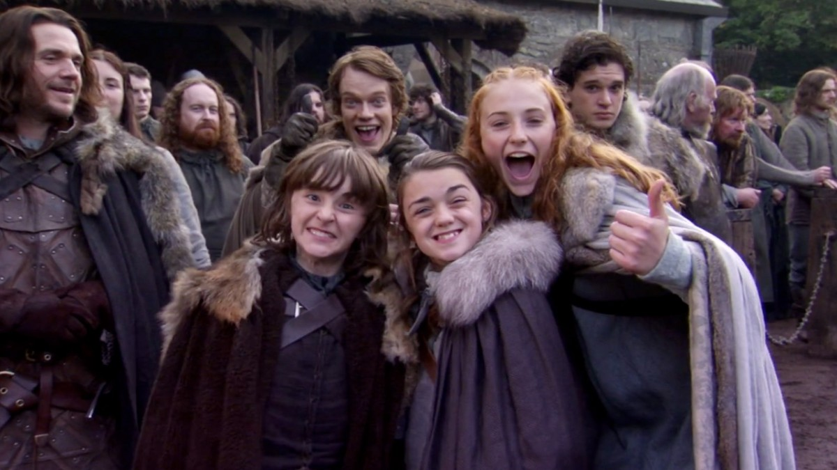 Inside Game of Thrones: The Cast Remembers
