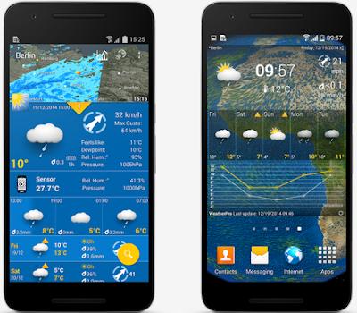 تطبيق WeatherPro مدفوع للاندرويد, افضل تطبيق للطقس 2018, افضل برنامج طقس للاندرويد 2018, افضل برامج الطقس للاندرويد 2018, تحميل برنامج الطقس للجوال, تحميل برنامج الطقس لجوال سامسونج, افضل برامج الطقس للاندرويد, برنامج الطقس مباشر.