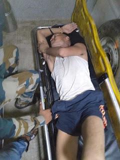 आरक्षक ने फाँसी लगाकर आत्महत्या करने का किया प्रयास, ग्वालियर रैफर