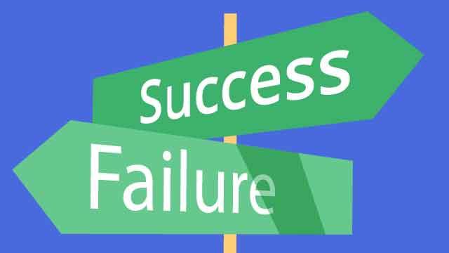 असफलता के प्रमुख कारण